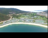 Vinpearl Golf villas 400m2 price from 750k usd on island Hon tre