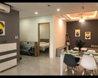 Apartment in Muong Thanh Oceanus, full modern furnitures, need for rent