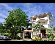 Villa in An Vien urban, full modern furnitures, need for rent